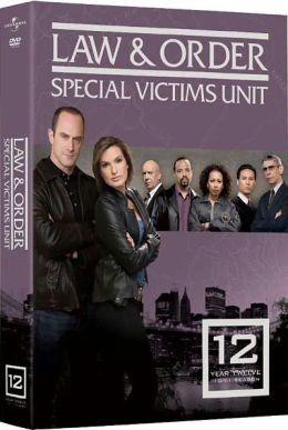 Law & Order: Special Victims Unit - the Twelth Year
