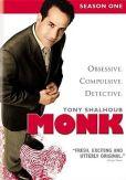 Video/DVD. Title: Monk: Season One