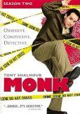 Video/DVD. Title: Monk: Season Two