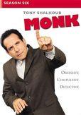 Video/DVD. Title: Monk: Season Six