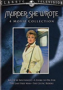 Murder, She Wrote: 4 Movie Collection