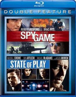 Spy Game/State of Play