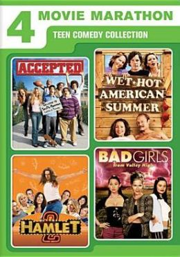 Teen Comedy Collection: 4 Film Favorites