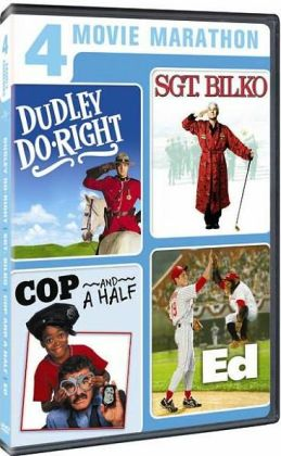 Family Comedy Collection: 4 Film Favorites