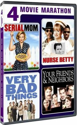 Dark Comedy Collection: 4 Film Favorites