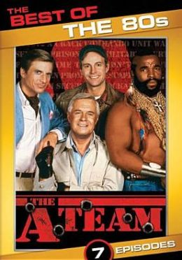 Best of the 80s: the a-Team