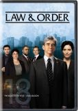 Video/DVD. Title: Law & Order: The Eighteenth Year