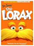 Video/DVD. Title: Dr. Seuss' The Lorax