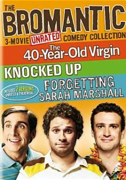 Bromantic 3- Movie Unrated Comedy Collection
