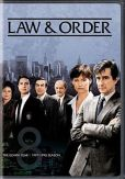 Video/DVD. Title: Law & Order: The Eighth Year