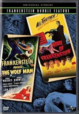 Frankenstein Meets the Wolfman/House of Frankenstein
