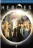Video/DVD. Title: Heroes: Season 2