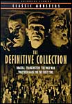 Classic Monsters: the Definitive Collection