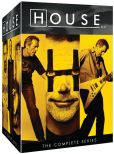 Video/DVD. Title: House: The Complete Series