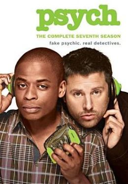 Psych: Complete Seventh Season