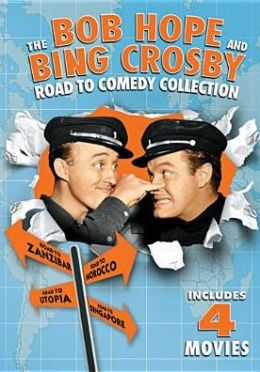On the Road with Bob Hope and Bing Crosby: the Franchise Collection