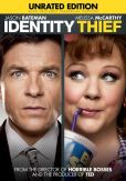 Video/DVD. Title: Identity Thief