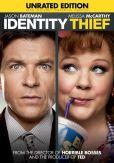 Video/DVD. Title: Identity Thief