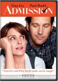 ADMISSION on Blu-ray, DVD, and Digital