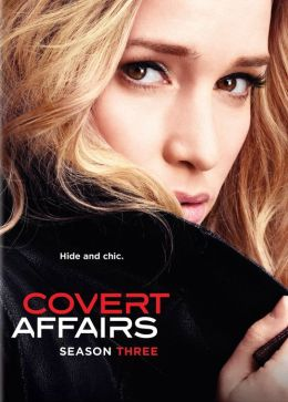 Covert Affairs: Season Three (4pc) / (Snap Box)