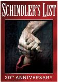 Video/DVD. Title: Schindler's List