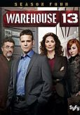 Video/DVD. Title: Warehouse 13: Season Four