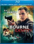 Video/DVD. Title: The Bourne Identity