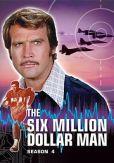 Video/DVD. Title: Six Million Dollar Man: Season 4 (8pc) / (Snap)