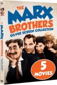 Video/DVD. Title: Marx Brothers Silver Screen Collection