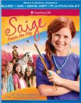 Video/DVD. Title: An American Girl: Saige Paints the Sky