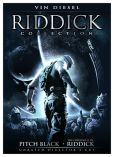 Video/DVD. Title: Riddick Collection