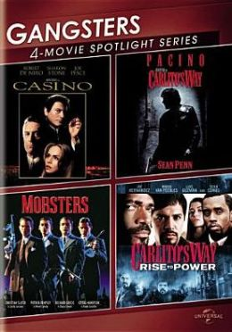 Gangsters 4-Movie Spotlight Series