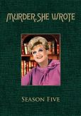 Video/DVD. Title: Murder, She Wrote: Season Five