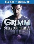 Video/DVD. Title: Grimm: Season Three