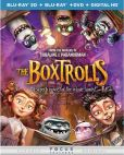 Video/DVD. Title: The Boxtrolls