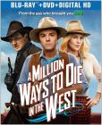 Video/DVD. Title: A Million Ways to Die in the West