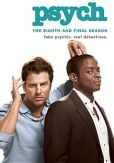 Video/DVD. Title: Psych: the Complete Eighth Season