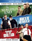 Video/DVD. Title: World's End/Hot Fuzz/Shaun of the Dead