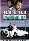 Video/DVD. Title: Miami Vice: Season Three