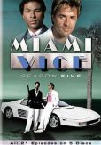 Video/DVD. Title: Miami Vice: Season Five