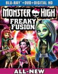 Video/DVD. Title: Monster High: Freaky Fusion