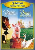 Video/DVD. Title: Babe 2-Movie Family Fun Pack