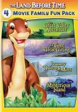 Video/DVD. Title: Land before Time Ii - V 4-Movie Family Collection