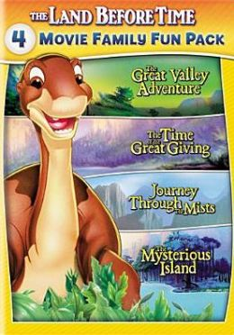 Land before Time Ii - V 4-Movie Family Collection
