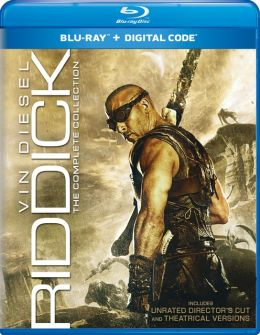 Riddick: Complete Collection