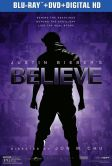 Video/DVD. Title: Justin Bieber's Believe