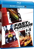 Video/DVD. Title: Fast & Furious Collection: 1-3