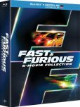 Video/DVD. Title: Fast & Furious 6-Movie Collection