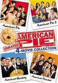 Video/DVD. Title: American Pie 4-Movie Unrated Collection