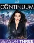 Video/DVD. Title: Continuum: Season Three